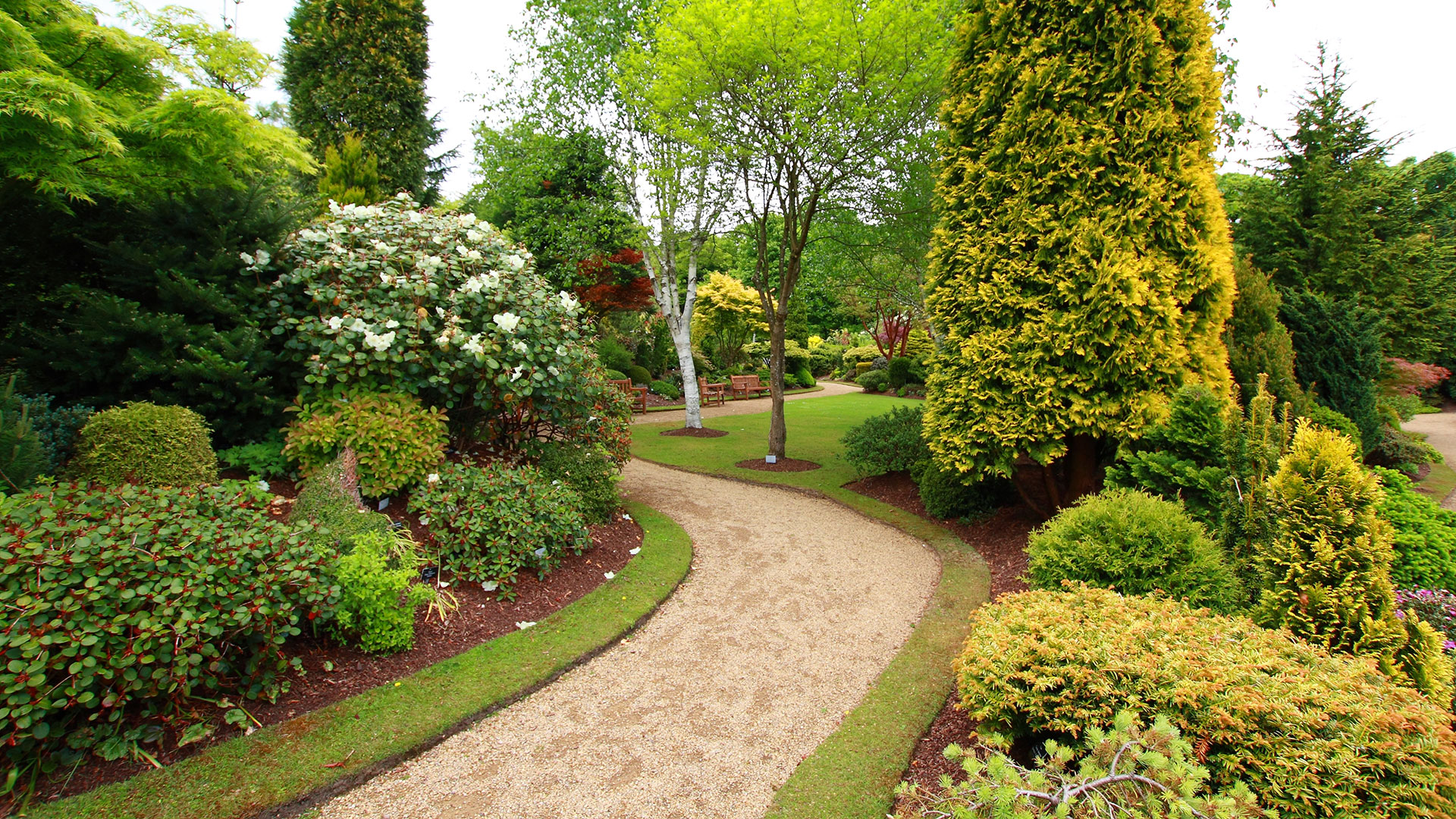 Chapel hill landscaping for New zealand garden designs ideas